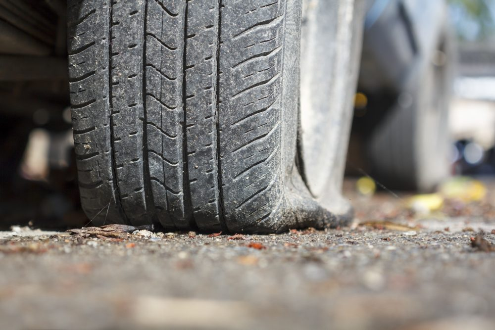 What Does Jesus' Death Have to Do With a Flat Tire?