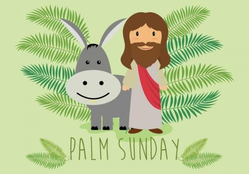 Palm Sunday Scripture Reading